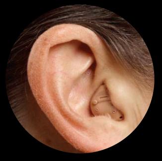 audífonos intraauriculares